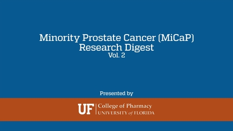 Thumbnail for entry MiCap Research Digest Volume 2