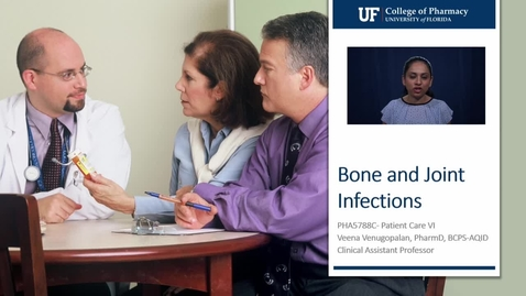 Thumbnail for entry Bone and Joint Infections - Self-Assessment