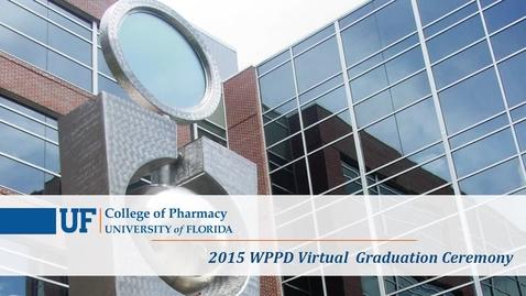 Thumbnail for entry WPPD Aug 4 2015 Virtual Graduation