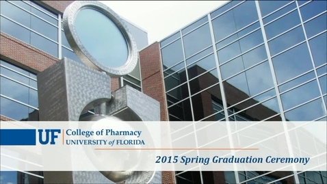 Thumbnail for entry 2015 Spring Graduation - St Pete, Jacksonville, Orlando