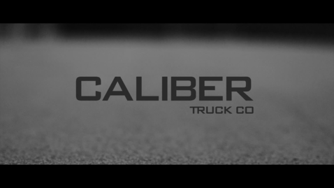 Thumbnail for entry Local Encode: Caliber Truck Co. Featuring Liam Morgan