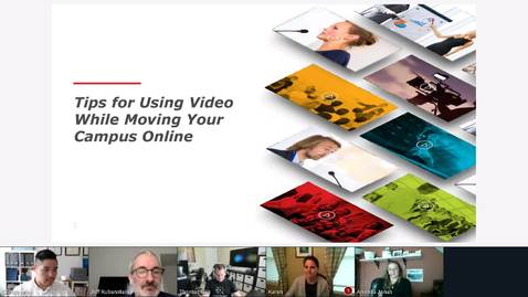 Thumbnail for entry Move Your Campus Online - Kaltura & NERCOMP Webinar