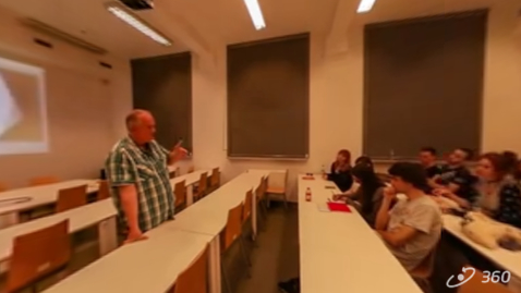 Thumbnail for entry 360 Degree Classroom