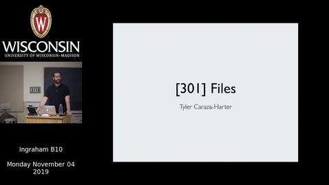 Thumbnail for entry Tyler Caraza-Harter- IngrahamB10 11.4.2019 4.35.05PM