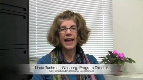 Thumbnail for entry Linda Tuchman-Ginsberg