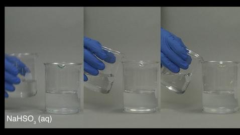 Thumbnail for entry Iodine Clock part 1 vs concentration triplet