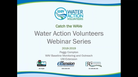 Thumbnail for entry WAV Webinar Series:  An Introduction to Stream Ecology