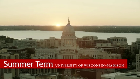 Thumbnail for entry UW-Madison Summer Term