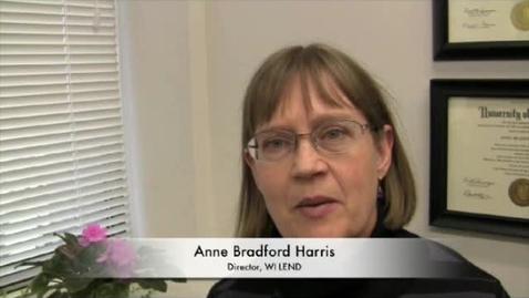 Thumbnail for entry Anne Bradford Harris