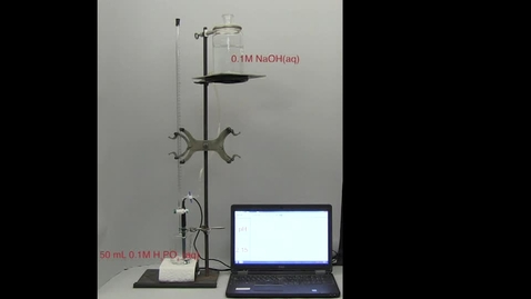 Thumbnail for entry Titration H3PO4 phtln