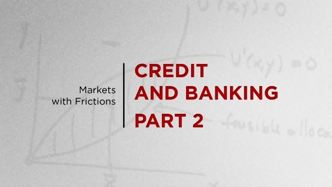 Thumbnail for entry 5.9 Credit and Banking: Banks Accept Deposits