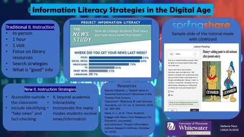 Thumbnail for entry Stefanie Fleck Poster Presentation