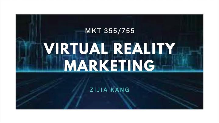 Thumbnail for channel MKT355/755 teaching