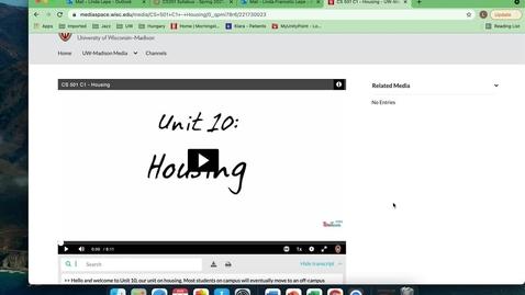 Thumbnail for entry Kaltura editing part 1