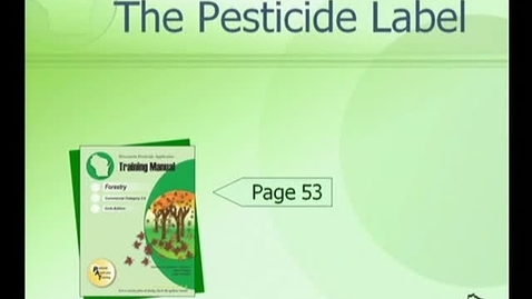 Thumbnail for entry 2.0_007_F_The Pesticide Label