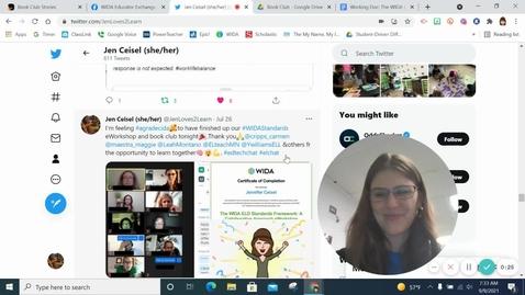 Thumbnail for entry Jen Ceisel - Social Media Tips