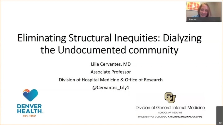 Thumbnail for channel Nephrology Grand Rounds
