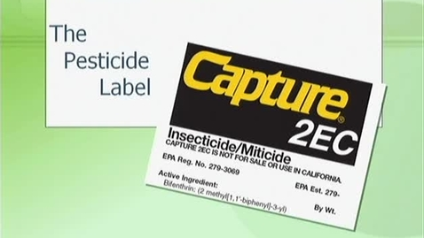 Thumbnail for entry 1.1_007_FV_The Pesticide Label