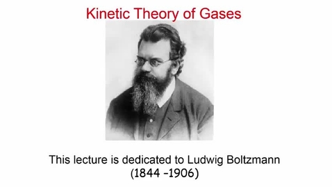 Thumbnail for entry Kinetic Molecular Theory