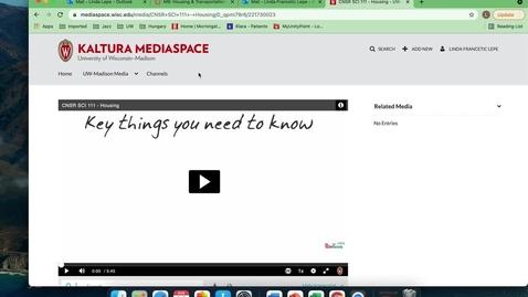 Thumbnail for entry Kaltura editing part 2