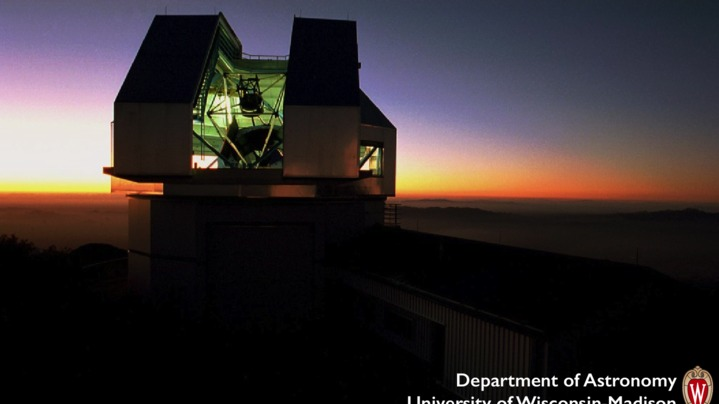 Thumbnail for channel Department of Astronomy Virtual Lecture Series
