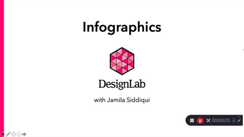Thumbnail for entry Designing Infographics