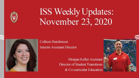 Thumbnail for entry ISS Weekly Update_ November 23-27, 2020