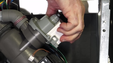Thumbnail for entry Removing Drain Pump
