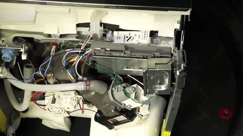Thumbnail for entry Dishwasher Removing Electronic Control