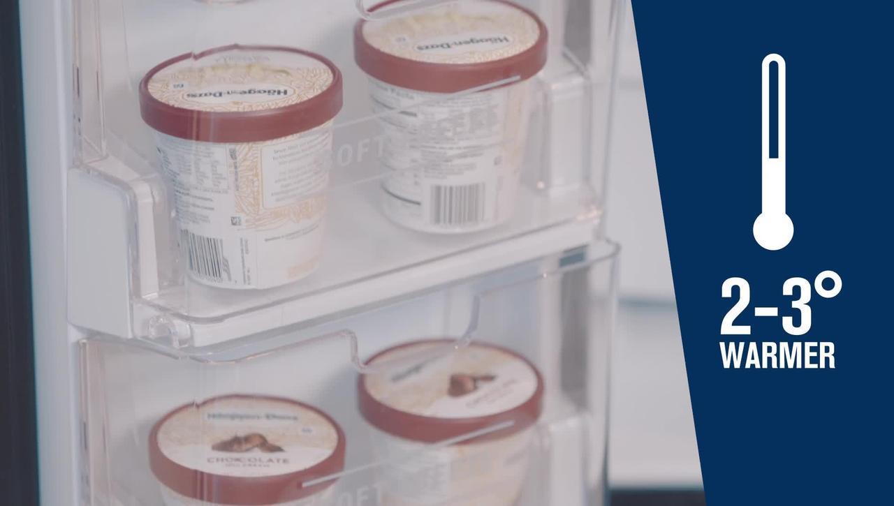 Soft Freeze Bin - Maytag® Side by Side Refrigerators