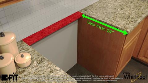 Thumbnail for entry Slide-In FIT System - Whirlpool Cooking