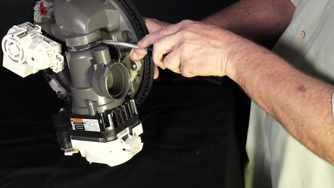 Thumbnail for entry Removing Wash Motor and RIF