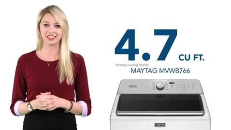 Thumbnail for entry Maytag Brand vs GE vs Speed Queen - Competitive Comparison - Maytag Top Load Laundry