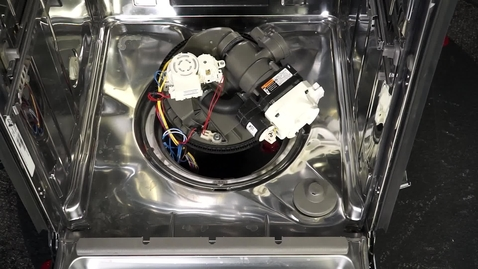 Thumbnail for entry Remove Sump Assembly
