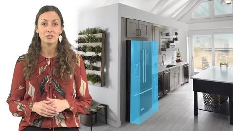 Thumbnail for entry Counter Depth Selling Insights - Selling Skills - KitchenAid Counter Depth Refrigerator