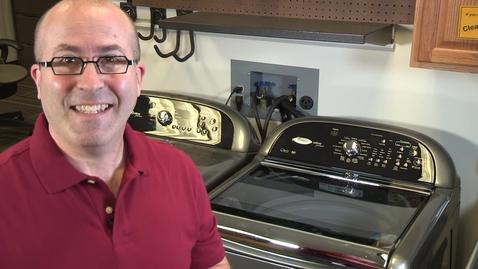 Thumbnail for entry Washing Machine Sensing the load sound