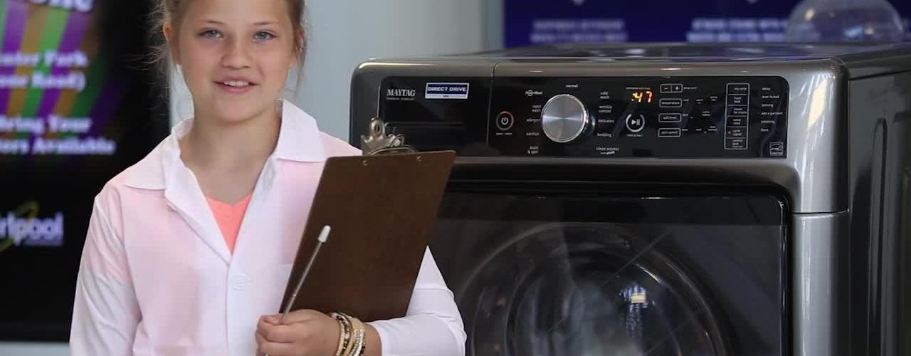 Putting Maytag Front Load Laundry to the Test - Competitive Comparison