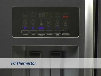 10338XXL- Service Diagnostic Mode:Step 1 FC Thermistor- Part3