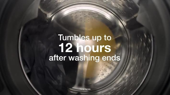 FanFresh® on Whirlpool Front Load Washers