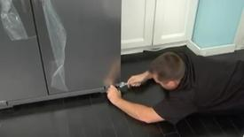 Thumbnail for entry How to Adjust the Doors on a Side by Side Refrigerator