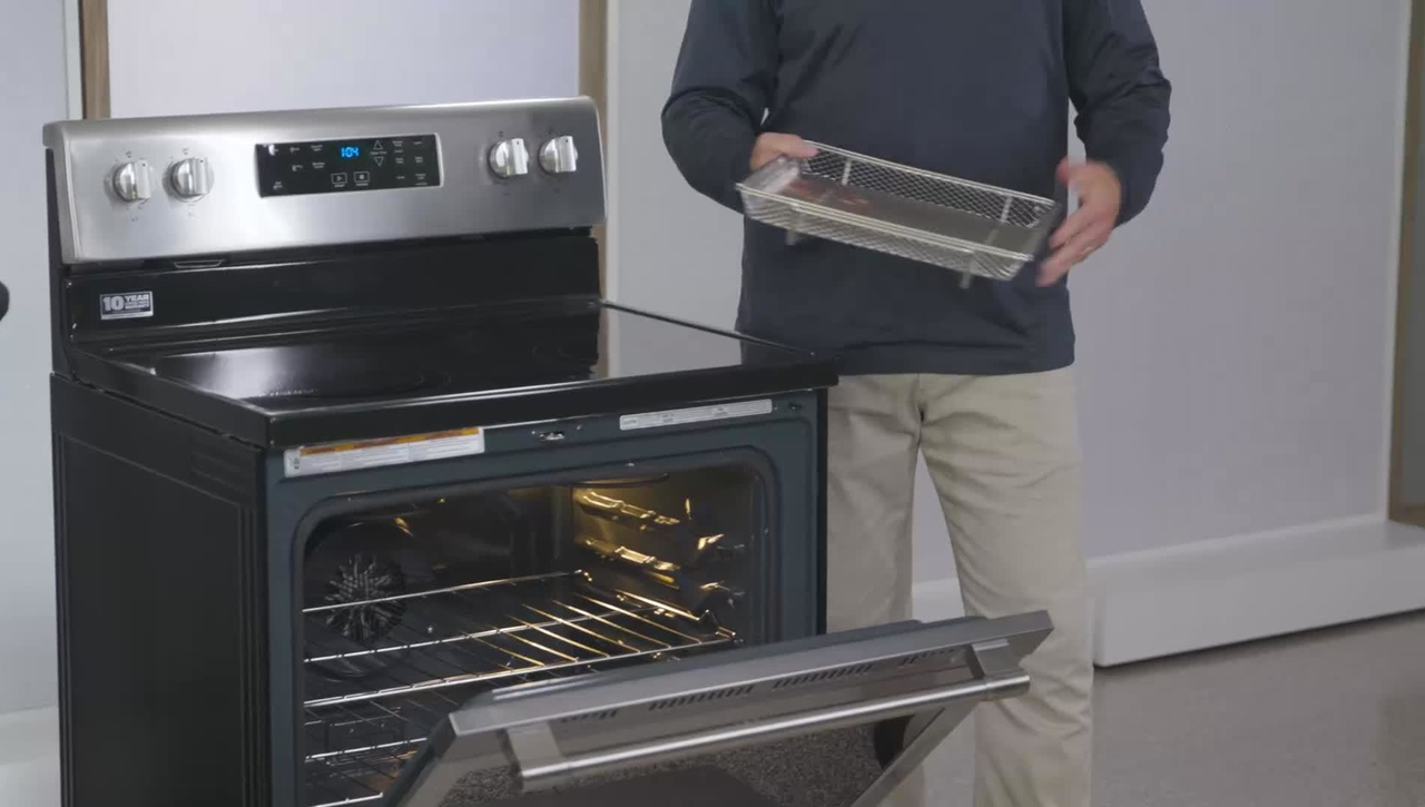 Product Overview: Maytag® Air Fry Ranges
