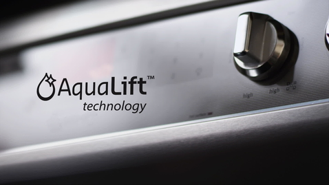 Thumbnail for entry Cooking - Aqualift Cleaning Technology