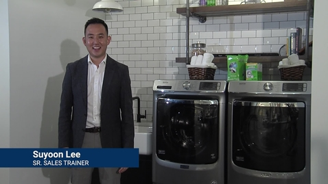 Thumbnail for entry Learning about Extra Power with Maytag®  - Laundry Product Training