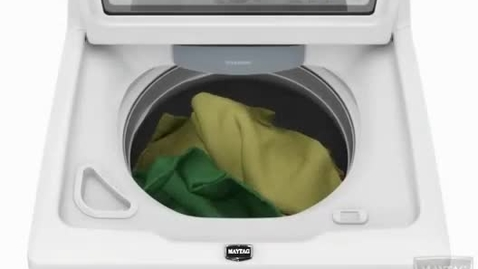 Thumbnail for entry Dispensing Action of the Maytag Bravos Washer