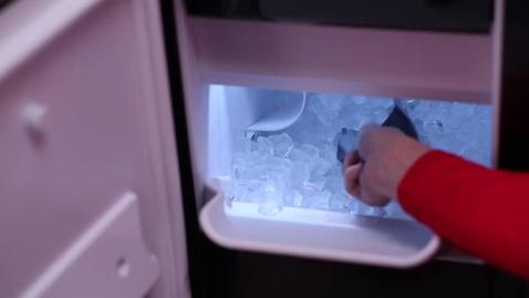 Thumbnail for entry How Clear Ice Is Made Appliance Science - KitchenAid Icemakers