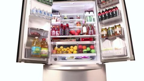 Thumbnail for entry Infinity Shelves & Flip Adjusters Features & Benefits - Whirlpool Refrigeration