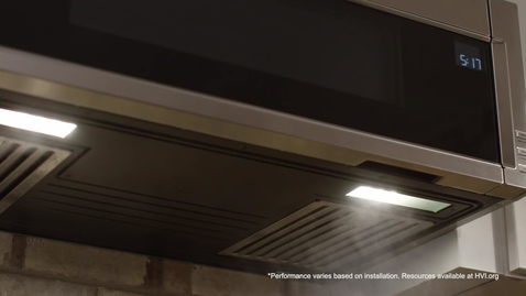 Thumbnail for entry Ventilation Features of the KitchenAid Low Profile MHC