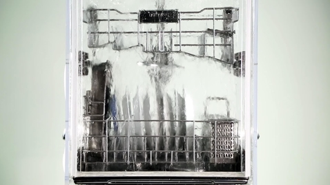 Thumbnail for entry Clear Dish Cube - Maytag Dishwasher