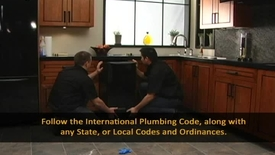 Thumbnail for entry 10094-S-UE-14 Ice maker -Follow the Plumbing Code