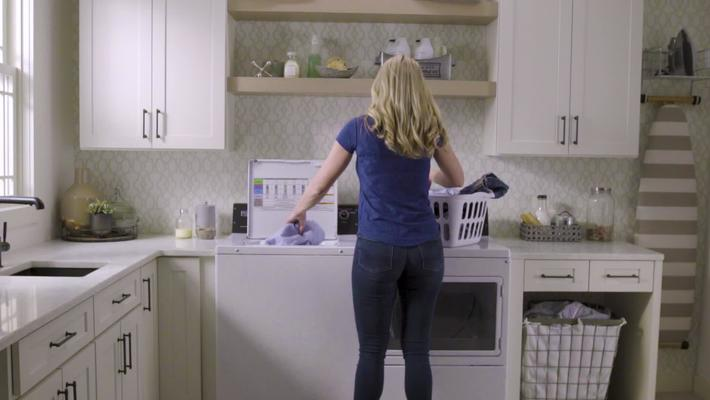 Commercial-grade Maytag® washer built for Dependability